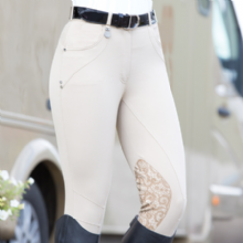 Equetech Junior Interlace Breeches